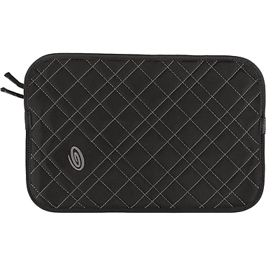Timbuk2® Plush Layer Laptop Sleeve For 10.4in. Notebooks , Gunmetal/Black