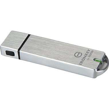 IronKey Workspace 64GB USB 3.0 Flash Drive