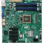 Supermicro® X9SCM-F Intel® C204 Chipset Server Motherboard