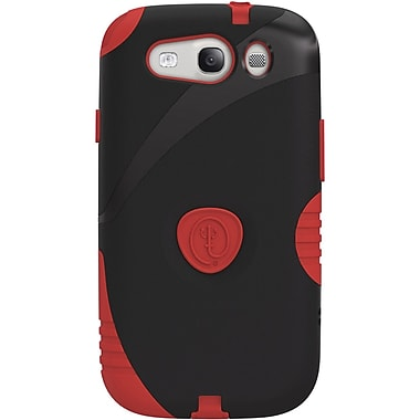 Trident® Aegis Series Case For Samsung GALAXY S III, Red