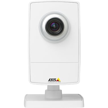 Axis Communications® M1004-W HDTV 720p/1MP Indoor Quality Network Camera