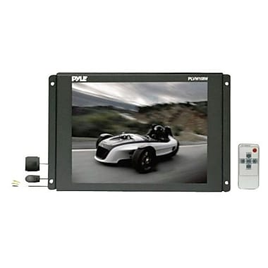 Pyle PLVW10IW 10.4in. In-Wall Mount TFT LCD Flat Panel Monitor For Home & Mobile Use