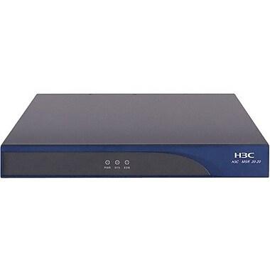 HP® A-MSR20-20 54W Multi-Service Router
