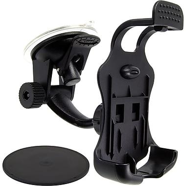 Arkon® Travelmount® Mini Windshield/Dash Mount For BlackBerry Tour, Curve, Bold 9650 and 9700, Black