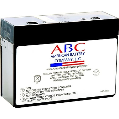 ABC RBC10 UPS Replacement Battery Cartridge #10