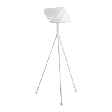 Zuo® 60 W Sirius Floor Lamp, White