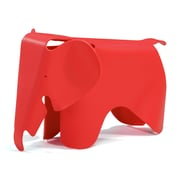 Zuo® Polypropylene Phante Chair, Red