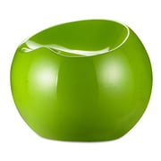 Zuo® Drop ABS Plastic Stool, Green