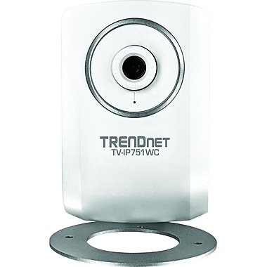 TRENDnet® TV-IP751WC Wireless N Cloud Camera