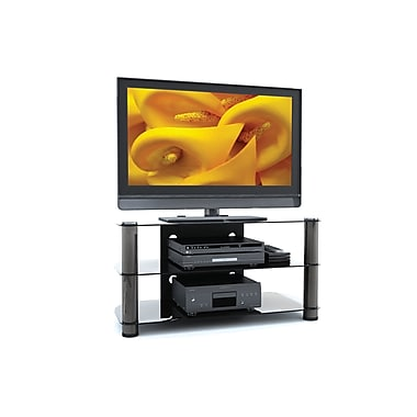 Sonax® New York 42in. TV Stand, Gunmetal