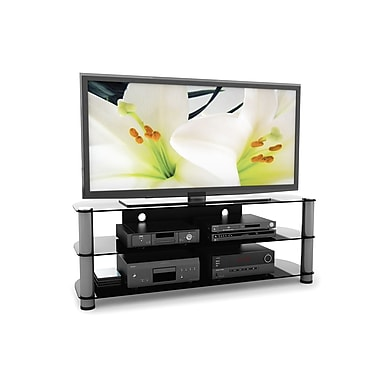 Sonax® New York 58in. TV Stand, Gunmetal