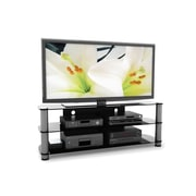 Sonax® New York 58 TV Stand, Gunmetal