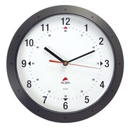 "Alba Colorful Wall Clocks, Diameter:11,80"", 6/Pack"