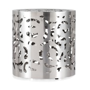 Zuo® Kihei Stool, Stainless Steel