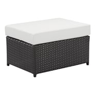 Zuo® Ipanema Rectangular Bench, Espresso