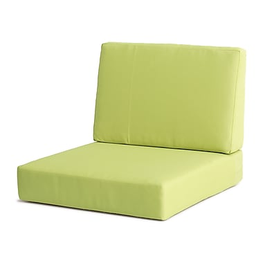 Zuo® Cosmopolitan Armchair Cushion, Green