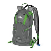 High Sierra Piranha 10L Tech Hydration Pack Charcoal Kelly