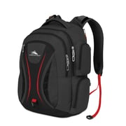 High Sierra Vex Backpack Red Line