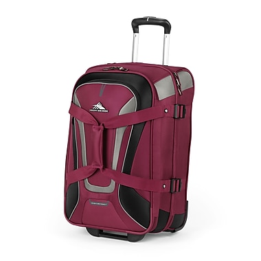 High Sierra AT756 Rolling Upright Duffel 22in. BoysENberry
