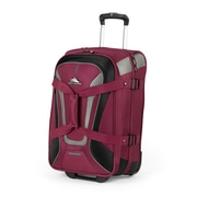 "High Sierra AT756 Rolling Upright Duffel 22"" BoysENberry"