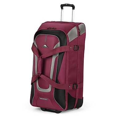 High Sierra AT759 Rolling Upright Duffel 32in. BoysENberry