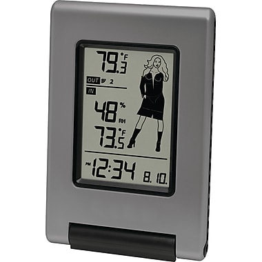 La Crosse Technology® WS-9740U-IT-NL Wireless Weather Station With Advanced Icons