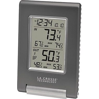 La Crosse Technology® WS-9080U-IT-CBP Wireless Temperature Station