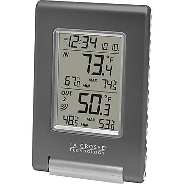 La Crosse Technology® WS-9080U-IT-CBP Wireless Temperature Station