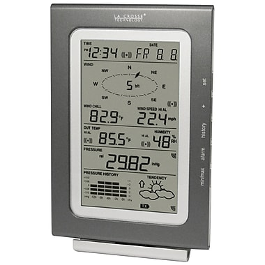 La Crosse Technology® WS-1516-IT Professional Weather Center