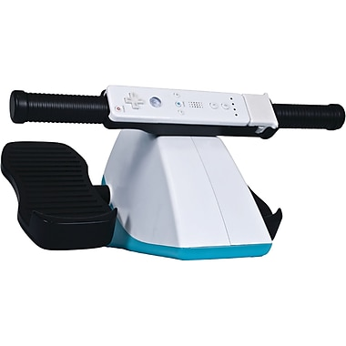 CTA® WI-ROW Rowing Machine for Nintendo Wii