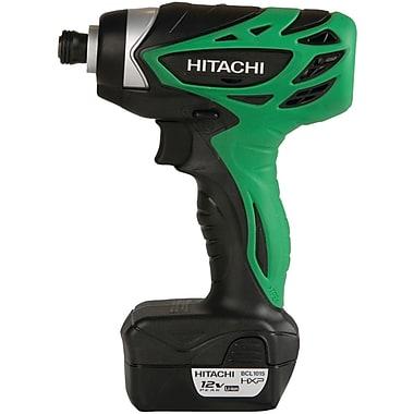 Hitachi WH10DFL 10.8/12V Peak HXP Li-ion Micro Impact Driver