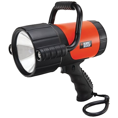 Black & Decker® V-2 Million Power Rechargeable Spotlight