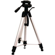 Digipower® TP-TR75 Camera and Camcorder Tripod, Silver