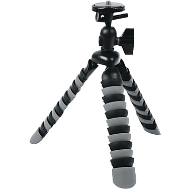 Digipower® TPF-MP2 Flexible Tripod, Black