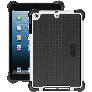 Ballistic® SG Case For iPad Mini, Black/White