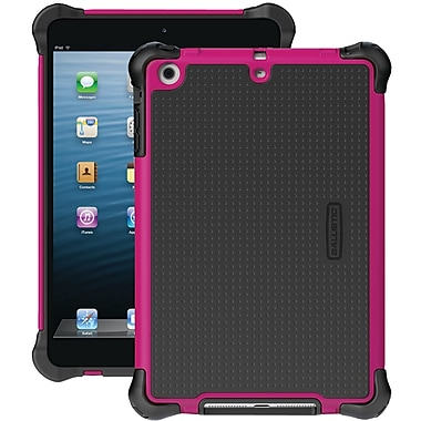 Ballistic® SG Case For iPad Mini, Black/Pink