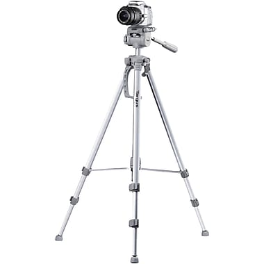Targus® Red TGT-58TR Tripod with 3-Way Panhead, 58in. Extended
