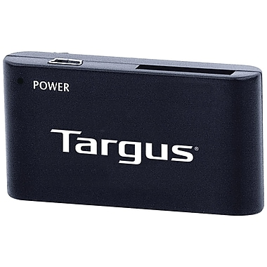 Targus® TGR-MSR35 33-in-1 USB 2.0 Card Reader