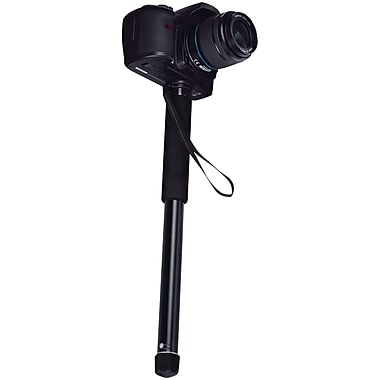 Targus® TG-MP5510 Camera/Camcorder Monopod, Black