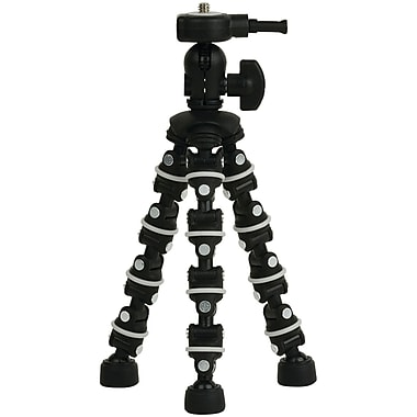 Targus® Red TG-GT6010 Small Grypton Tripod, Black