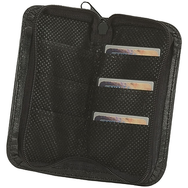 Targus® Memory Card Zipper Case