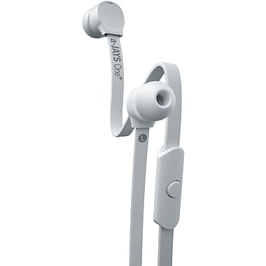 Jays® One+ Earbuds With Universal Remote & Microphone, White