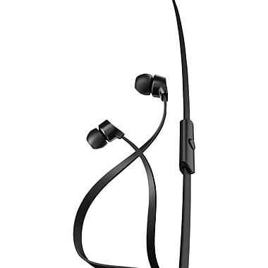 Jays® One+ Earbuds With Universal Remote & Microphone, Black