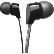 Jays® Two In-Ear Noise-Isolating Earbuds, Black