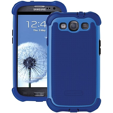 Ballistic® SG Maxx Case For Samsung Galaxy S III, Navy Blue