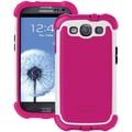 Ballistic® SG Maxx Case For Samsung Galaxy S III, Pink/White