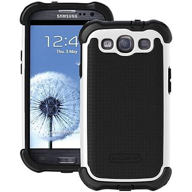 Ballistic® SG Maxx Case For Samsung Galaxy S III, Black/White