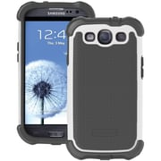 Ballistic® SG Maxx Case For Samsung Galaxy S III, Charcoal/White