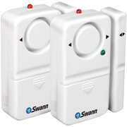 Swann SW351-MD2 Window and Door Magnetic Alarms, 2/Pack