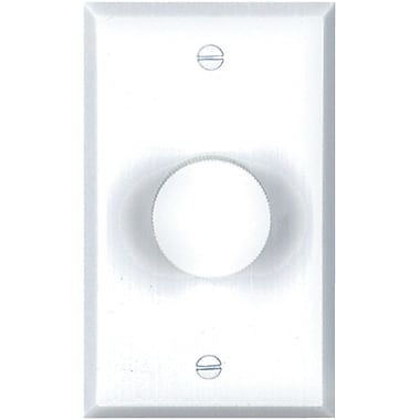 Bic America Impedance Matching Stereo Volume Control, White Standard